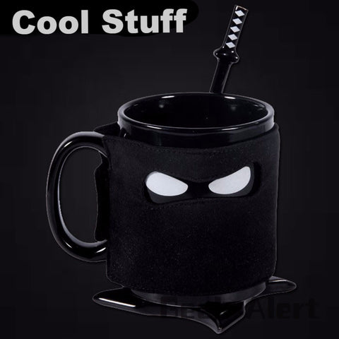 New High quality Ninja Mug - Cool Stuff