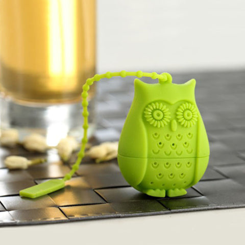 Cartoon Owl Tea Infuser - Cool Stuff