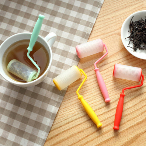 Creative Paint Roller Tea Infuser - Cool Stuff
