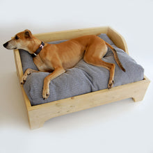 Handmade Organic Dog Cushion