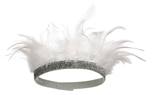 Feather Party Crown Meri Meri All Dressed Up