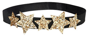 Star Glitter Head Bands Meri Meri All Dressed Up