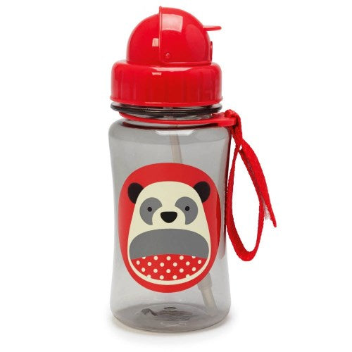 Skip Hop Straw Bottle Panda