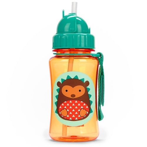 Skip Hop Straw Bottle Hedgehog