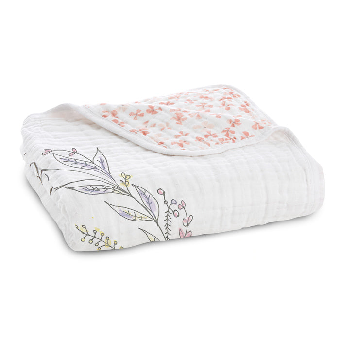Aden + Anais Classic Dream Blanket Bird Song