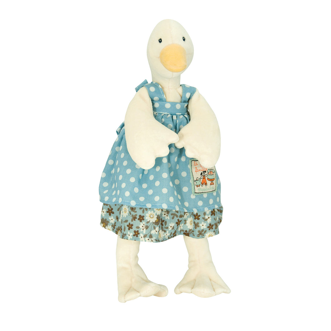Little Jeanne Duck Moulin Roty Soft Toys