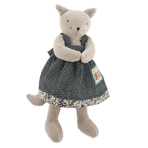 Little Agathe Cat Moulin Roty Soft Toys