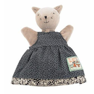 Moulin Roty Hand Puppet Agathe Cat