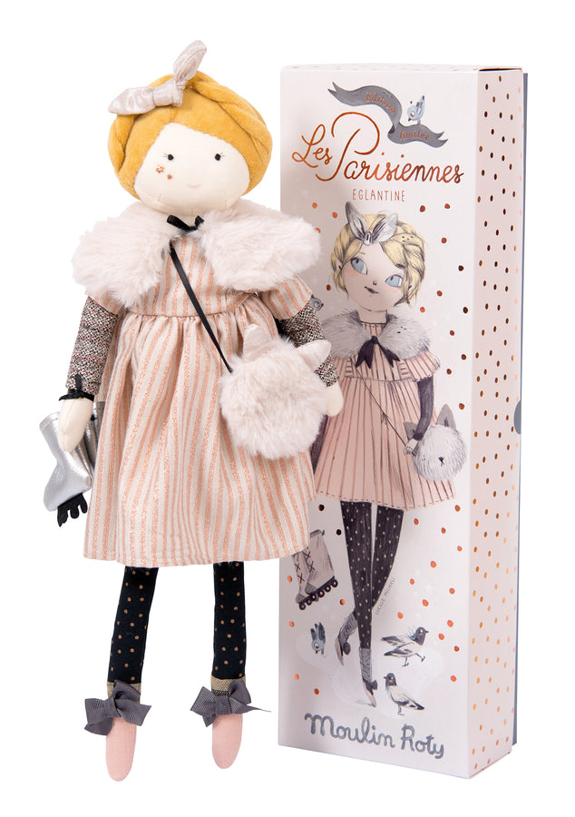 Moulin Roty Mademoiselle Eglantine Limited Edition