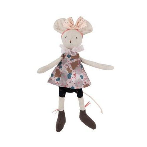 Lala the Mouse Moulin Roty Soft Toys