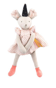 Mimi the Mouse Moulin Roty Soft Toys