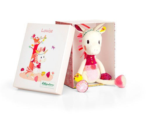 Louise the Unicorn Lilliputiens Soft Toys