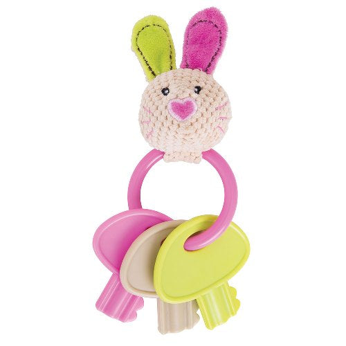 Bella Key Rattle Bigjigs Baby and Toddler