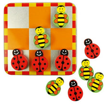 Noughts & Crosses Ladybird & Bee Bigjigs Puzzles and Games