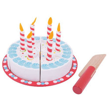 Birthday Cake Bigjigs Pretend Play