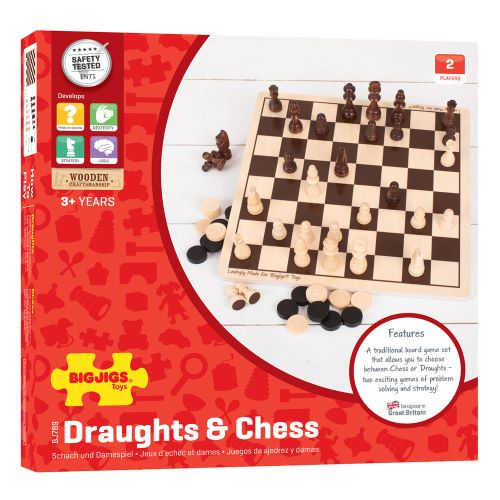 Draughts & Chess