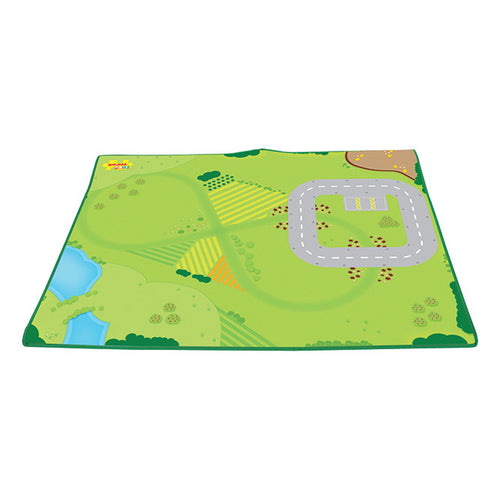Rail Play Mat Bigjigs Railway