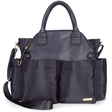Skip Hop Baby Bag Chelsea Downtown Chic Black