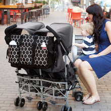 Skip Hop Baby Bag Duo Double Onyx