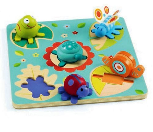 Puzzle Lilo Djeco Puzzles and Games
