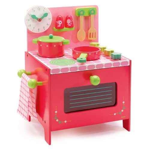 Lili Rose's Cooker Djeco Pretend Play