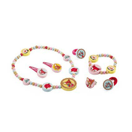 "Jewellery Set ""The Small Hind"" Djeco Pretend Play"