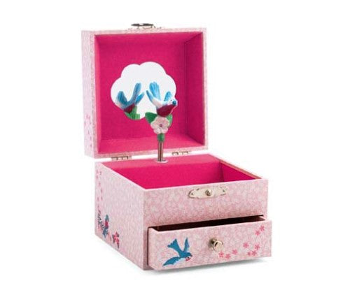 Music Box Chaffinch's Melody Djeco Kids Room and Nursery