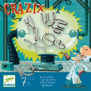Crazix Djeco Puzzles and Games