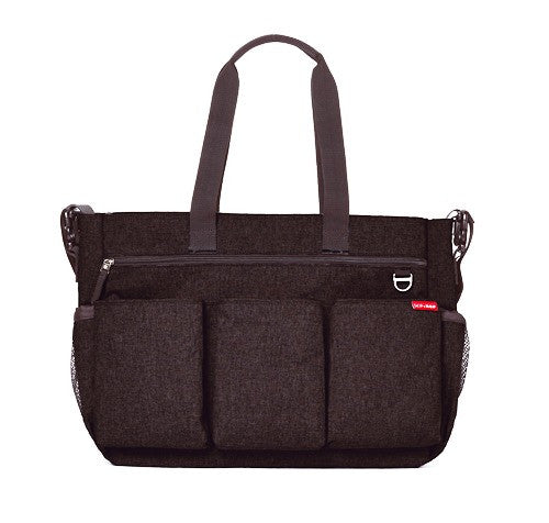Skip Hop Baby Bag Duo Double Black