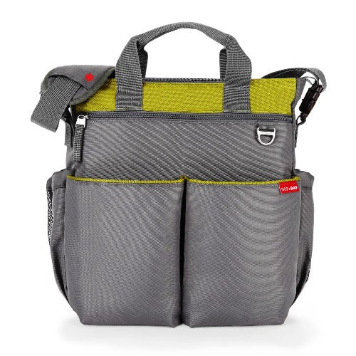 Skip Hop Baby Bag Duo Signature Lime/Grey