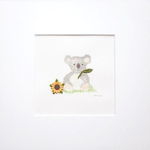 Mimmidesign Wall Art Koala