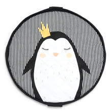 "Play & Go Toy Storage Bag ""Soft"" Pinguin"