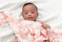 Silky Soft Swaddles 3 Pack Pretty Petals