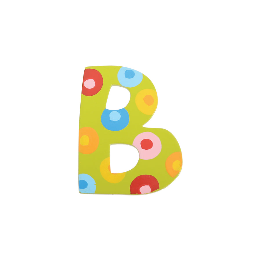 Bigjigs Spots and Stripes Letters