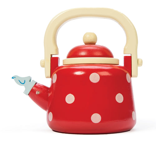 Dotty Kettle Le Toy Van Pretend Play