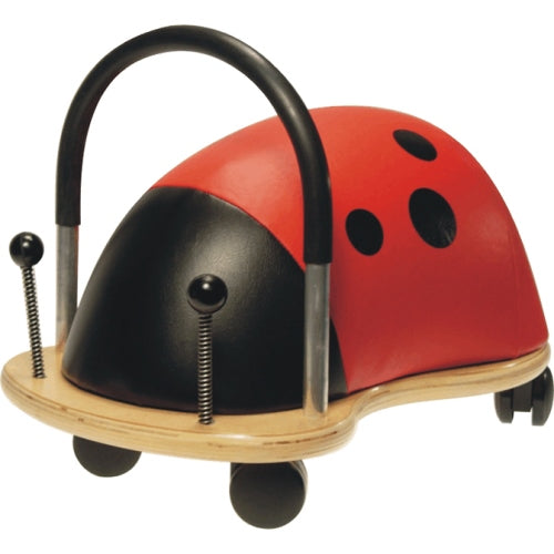Wheely Bug Ladybird Ride Ons and Bikes