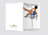 Tia Birthday Card