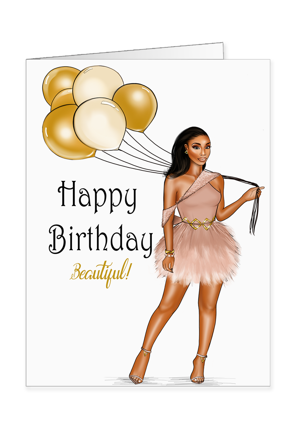 Ava Birthday Card