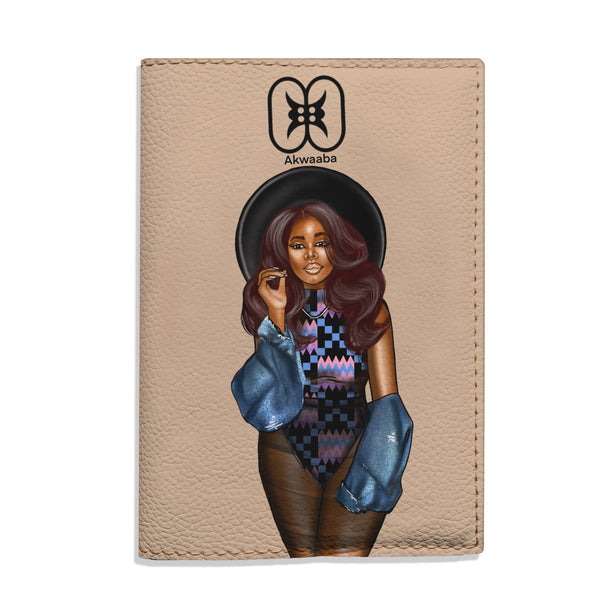 Adobea Passport cover