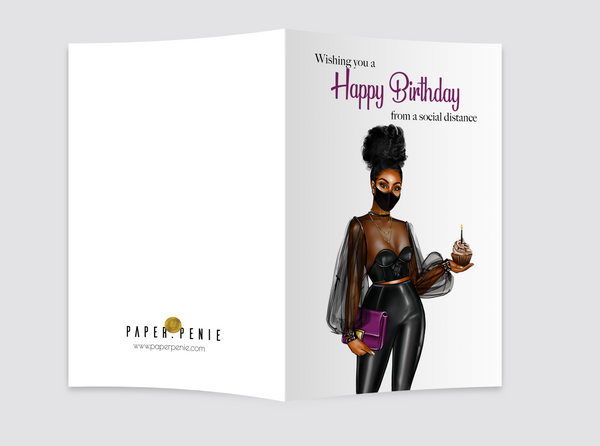 Ria Birthday Card