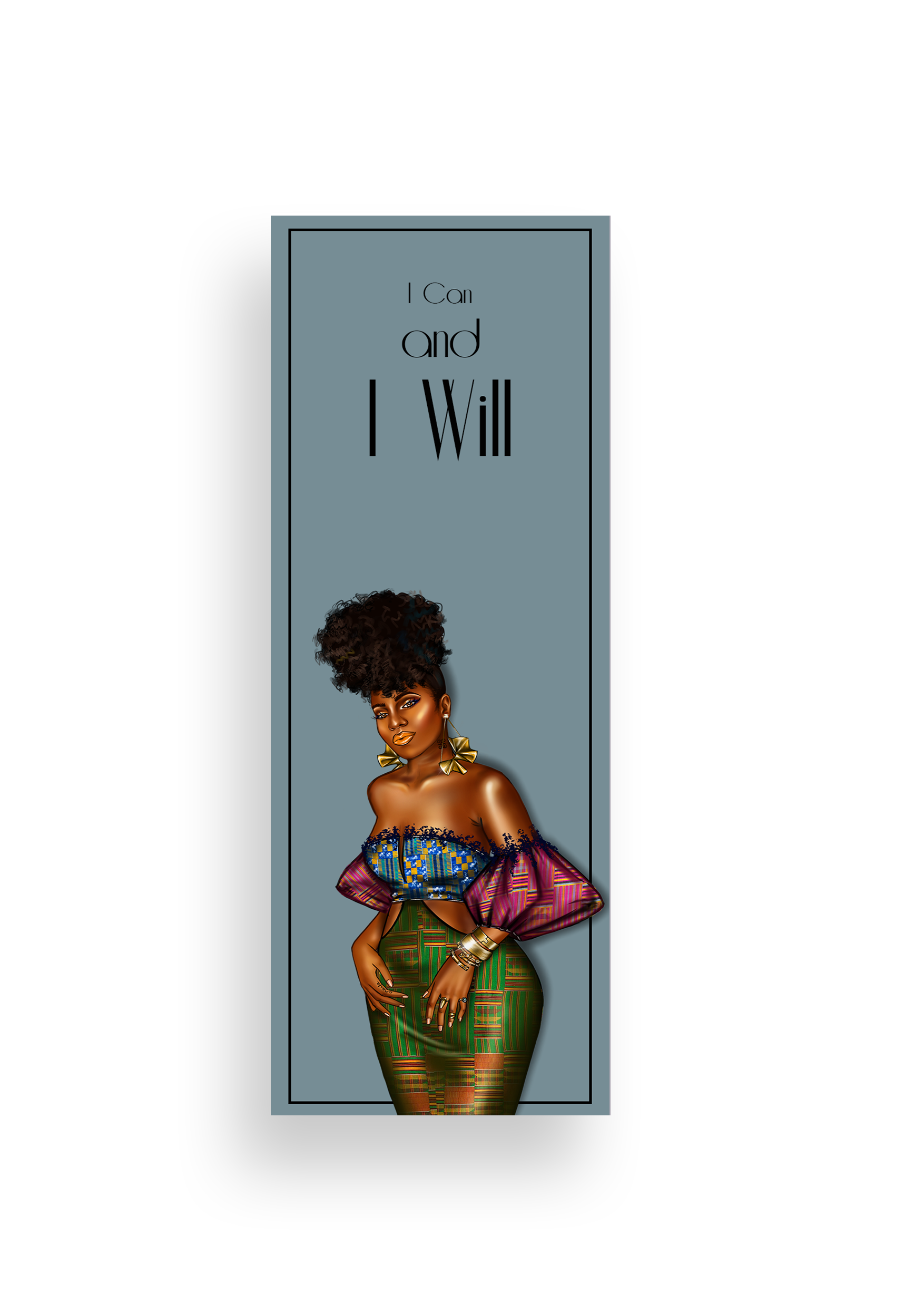 Ivy (Will) Bookmark
