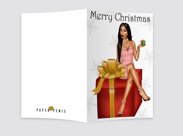 Rosa Christmas Cards (set of 2)