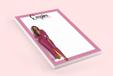 Ellie Empire notepad