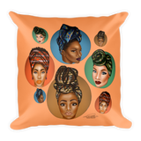 Fatia Square Pillow