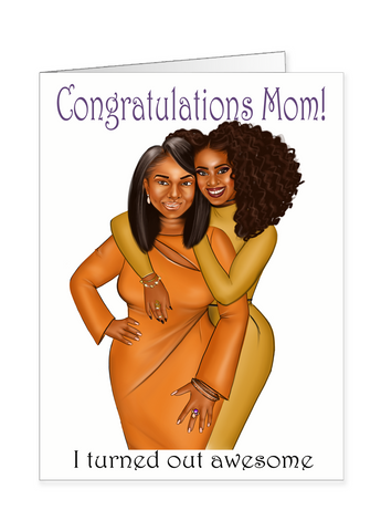 Aba Mothers day Card