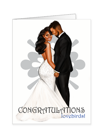 Tori Congratulations Card
