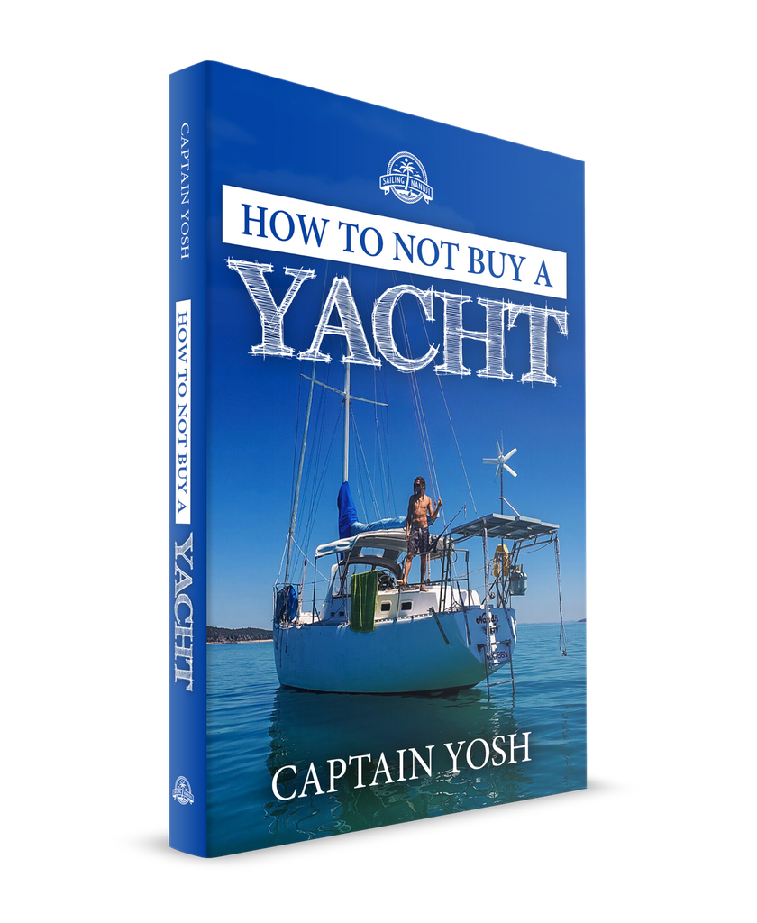 """How to Not, Buy a Yacht"" for Kindle"