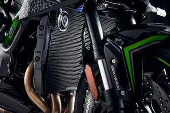 Evotech Performance accessories now available for the Kawasaki Z H2 & Z H2 Performance