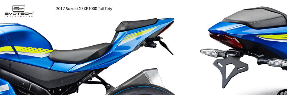 Suzuki GSX-R1000 2017 Tail Tidy Fender Eliminator Motorcycle Accessories