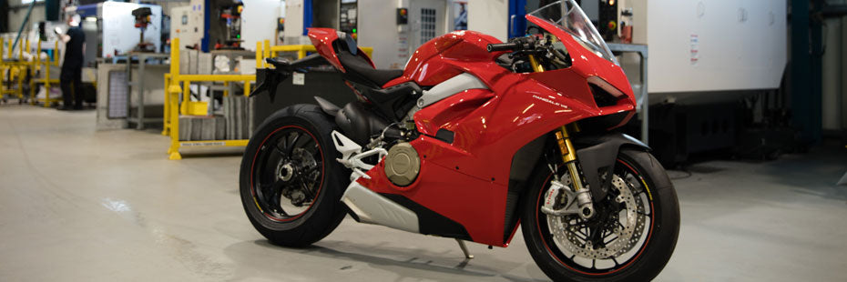Evotech Performance Ducati's Panigale V4